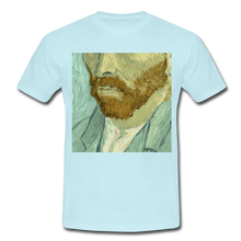 "Laden Sie das Bild in den Galerie-Viewer, T-Shirt ""van G."" - Sky"