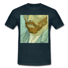 "Laden Sie das Bild in den Galerie-Viewer, T-Shirt ""van G."" - Navy"