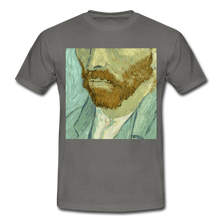 "Laden Sie das Bild in den Galerie-Viewer, T-Shirt ""van G."" - Graphite"