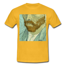 "Laden Sie das Bild in den Galerie-Viewer, T-Shirt ""van G."" - Gelb"