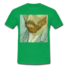 "Laden Sie das Bild in den Galerie-Viewer, T-Shirt ""van G."" - Kelly Green"