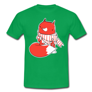 "T-Shirt ""Fuchs"" - Kelly Green"