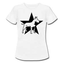 "Laden Sie das Bild in den Galerie-Viewer, T-Shirt ""Bull Terrier"" - Weiß"