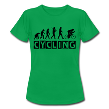 "Laden Sie das Bild in den Galerie-Viewer, T-Shirt ""Cycling"" - Kelly Green"