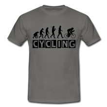 "Laden Sie das Bild in den Galerie-Viewer, T-Shirt ""Cycling"" - Graphite"