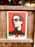Boon Army Sign
