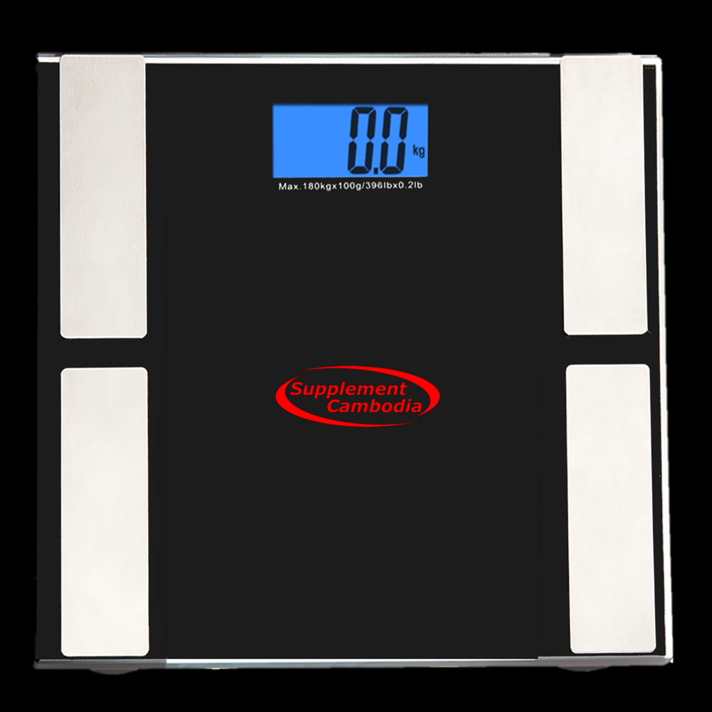 Supplement Cambodia Weighing Scale with Fat Analyser