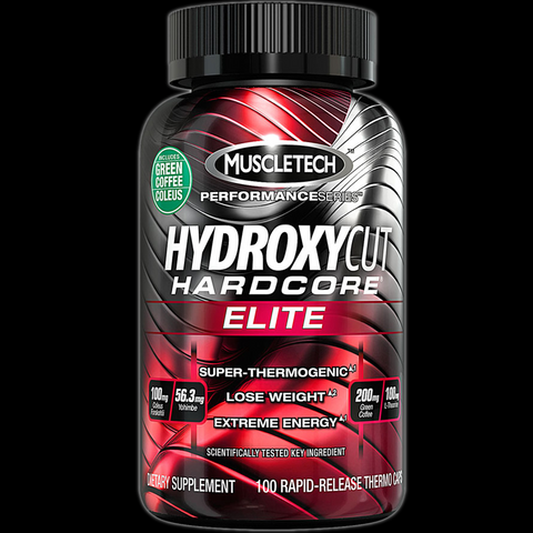 MuscleTech Hydroxycut Elite, 100caps