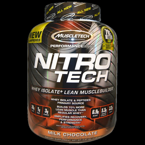 MuscleTech Nitro-Tech, 4lbs