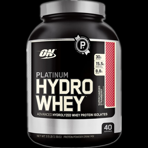 Optimum Nutrition Platinum Hydrowhey, 3.5lb