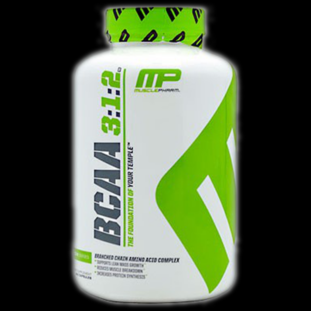 MusclePharm BCAA 3:1:2, 240caps