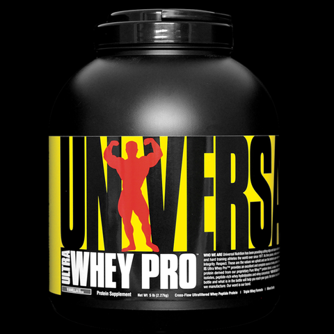 Universal Nutrition Ultra Whey Pro, 5lbs