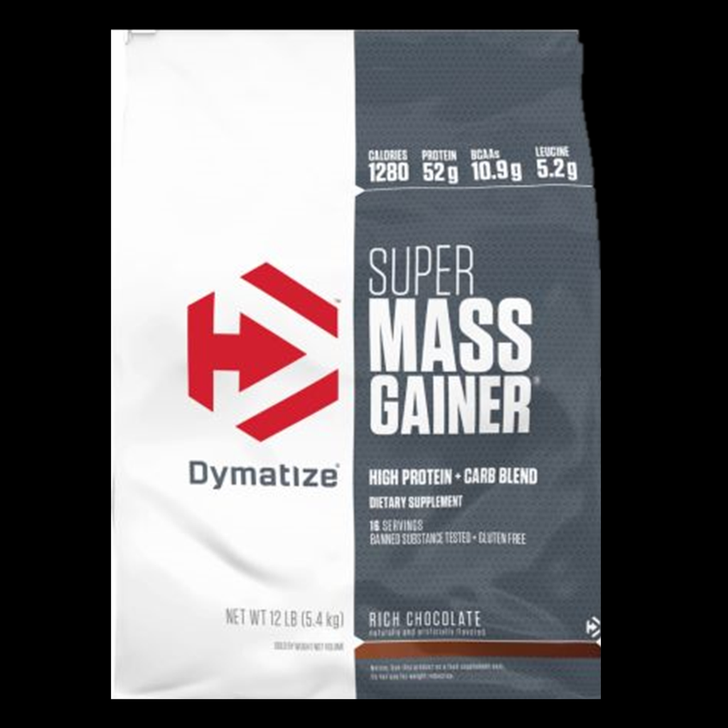 Dymatize Super Mass Gainer, 12lbs