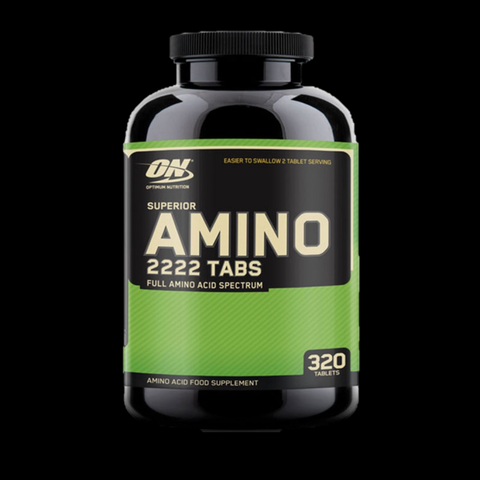 Optimum Nutrition Superior Amino 2222, 320tab
