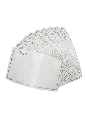 PM2.5 Filters - 1 Pack, 10 Pack, 20 Pack