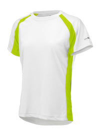 Women's 2Tone Short Sleeve Race Shirt