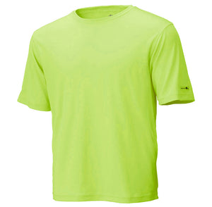 Lime Unisex Short Sleeve Race Tee