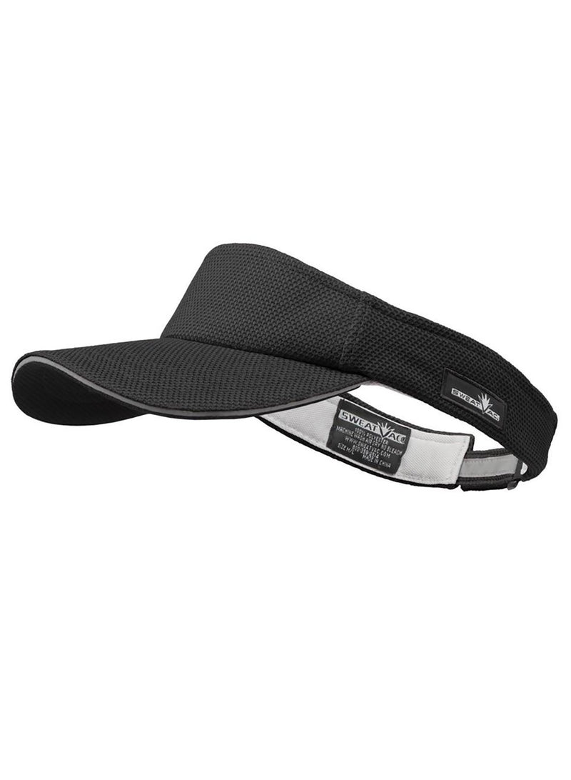 Black Endurance Visor
