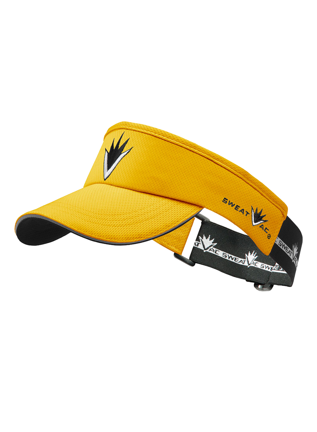 Yellow Race Visor w VBurst