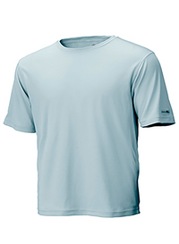 Steel Blue Unisex Short Sleeve Race Shirt