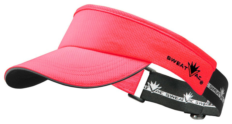 Hot Pink Race Visor