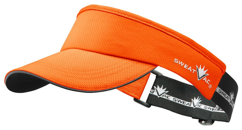 Orange Race Visor