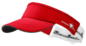Red Race Visor