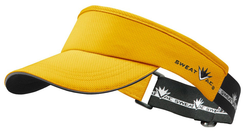 Yellow Race Visor