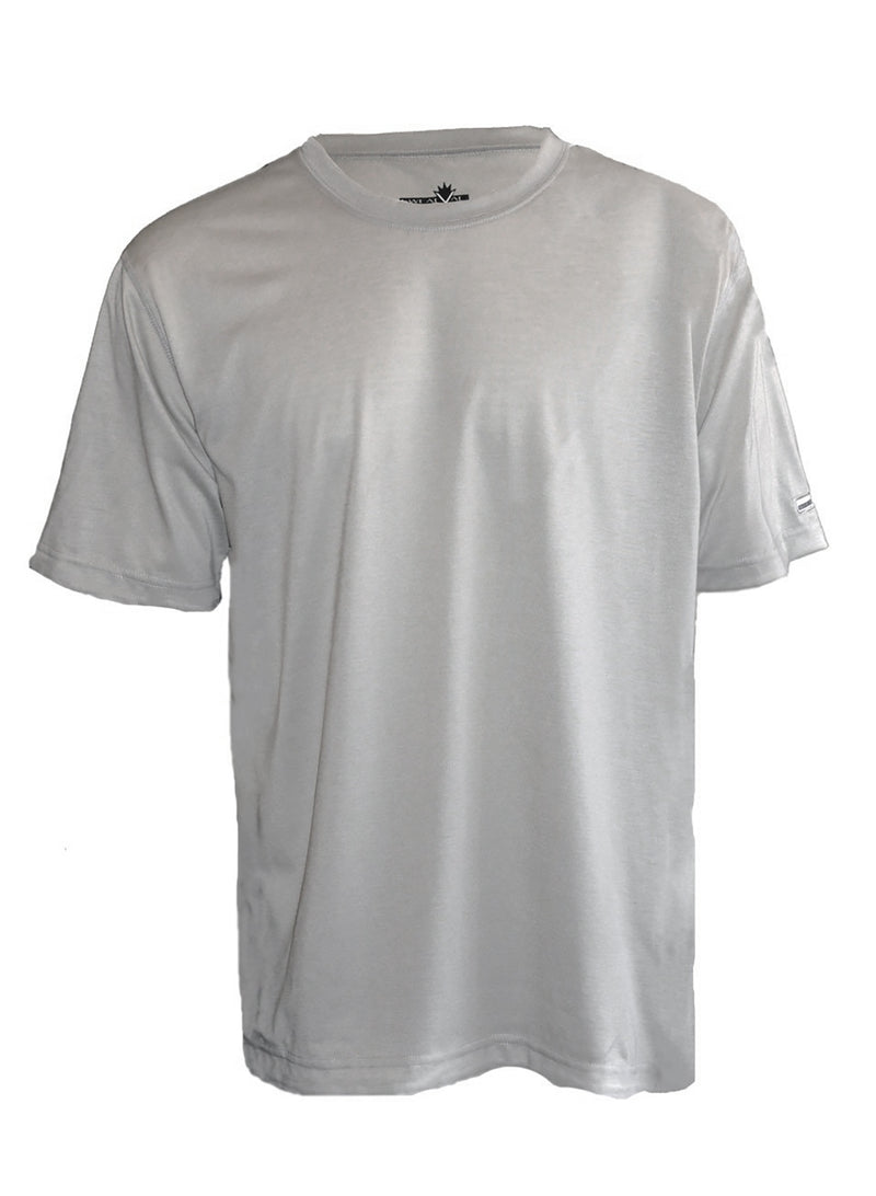 Grey Unisex Soft Tech Tee