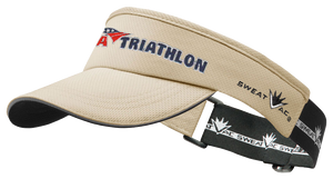 Khaki USA Triathlon Visor