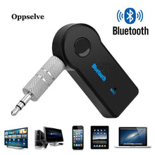 Charger l'image dans la galerie, 5.0 Bluetooth Audio Receiver Transmitter Mini Stereo Bluetooth AUX USB 3.5mm Jack for TV PC Headphone Car Kit Wireless Adapter