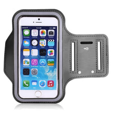 Charger l'image dans la galerie, Universal Outdoor Sports Phone Holder Armband Case for Samsung Gym Running Phone Bag Arm Band Case for iPhone 11 xs max 6.5 inch