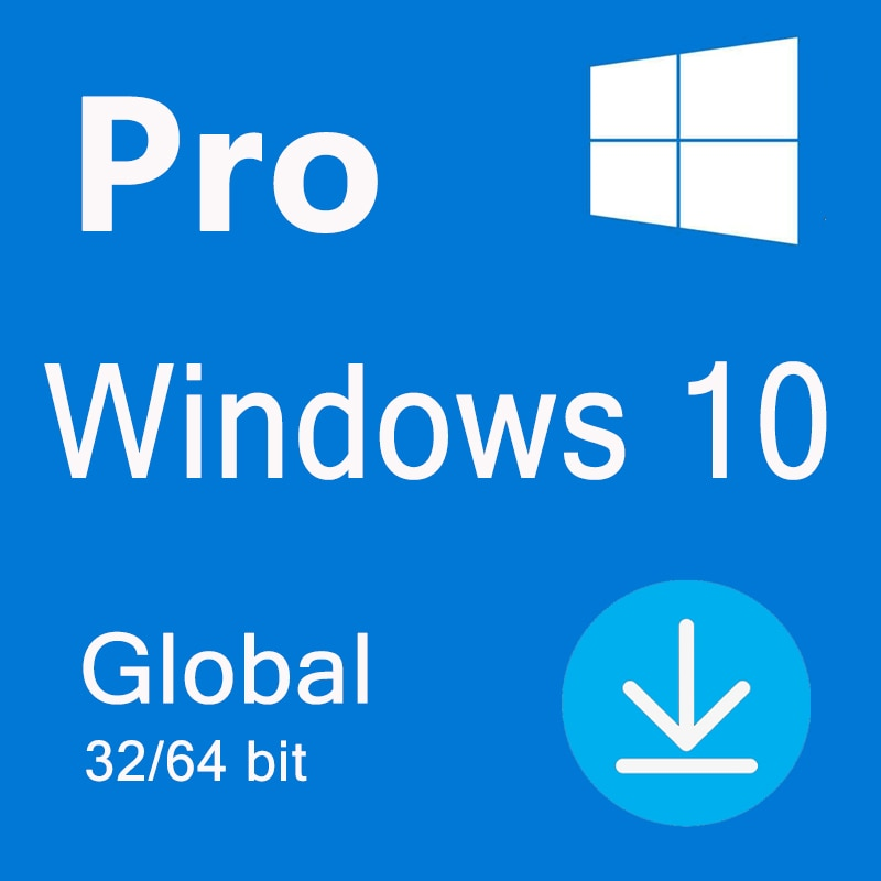 100% Working | Windows 10 Pro key 32/64bit Global online activate Permanent activation Lifetime update Support reinstall win