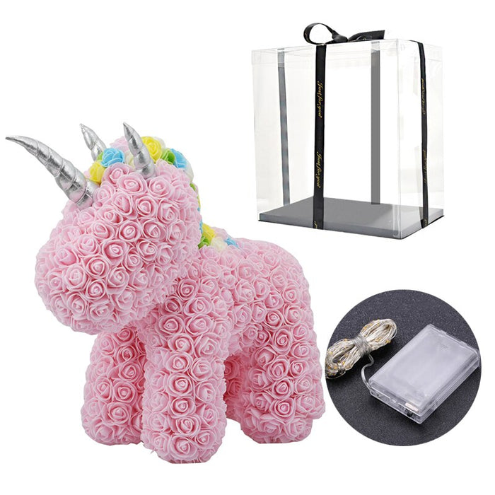 The Luxury Rose Unicorn (Buy 1, Get 1 For Free)