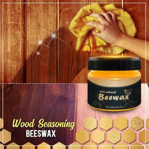 WoodWax™ - Wood Seasoning Beewax