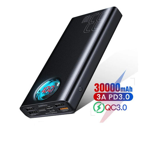 Quick Charge 3.0 Powerbank - Gadget Go 123
