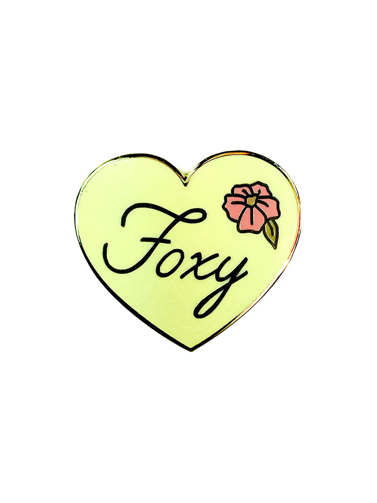 Foxy Pin *Discontinuing*