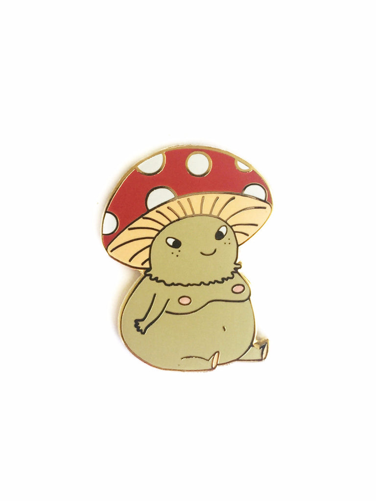Talbot The Toad Pin