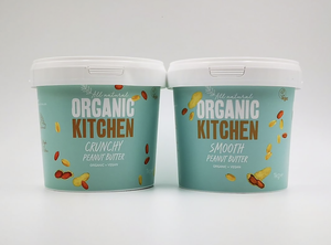 Organic Kitchen Peanut Butter Featured In Daily Mirror