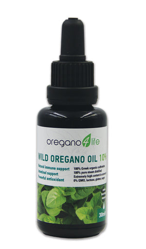 Oregano4life Wild Oregano Oil 10% 30ml