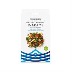 Organic Atlantic Sea Wakame 25g