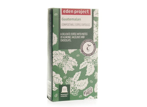 Guatemalan Compostable Coffee Capsules