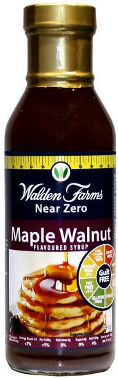 Syrup, Maple Walnut - 355 ml.