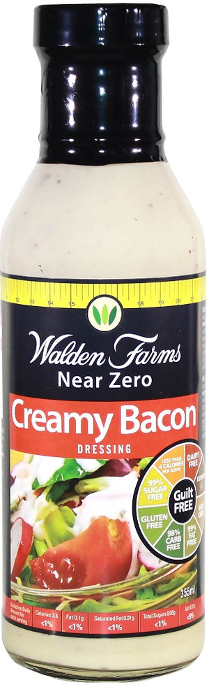 Salad Dressings, Creamy Bacon - 355 ml.