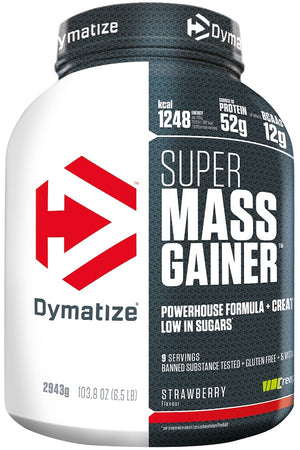 Super Mass Gainer, Rich Chocolate - 2943 grams
