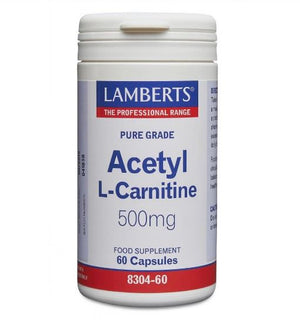 Acetyl L-Carnitine 60's