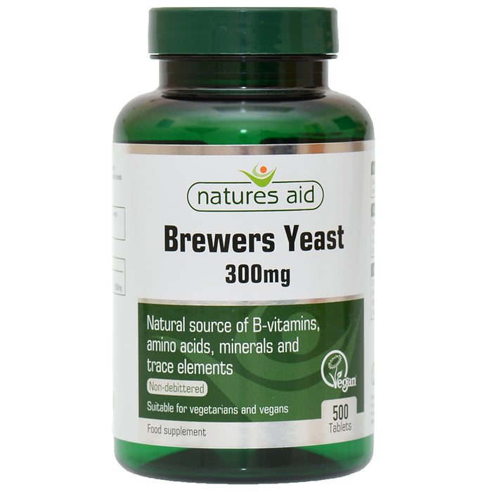 Brewers Yeast 300mg 500's
