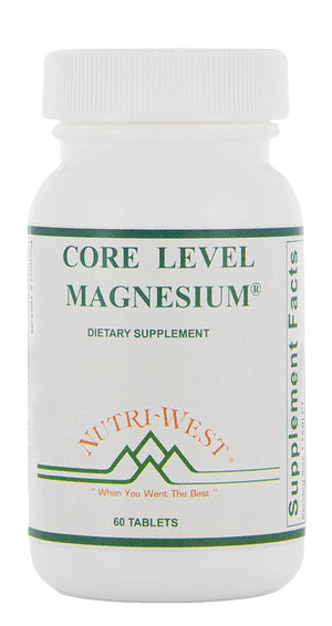 Core Level Magnesium 60's