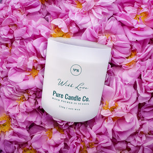 Pure Candle Co. With Love 300ml