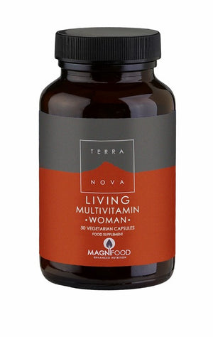 Living Multivitamin Women 50's